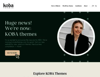 kotrynabassdesign.com screenshot