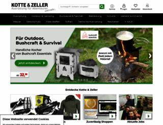 kotte-zeller.de screenshot