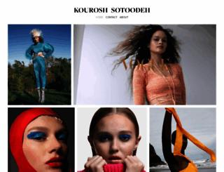 kouroshsotoodeh.com screenshot