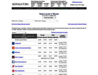 kovalut.ru screenshot
