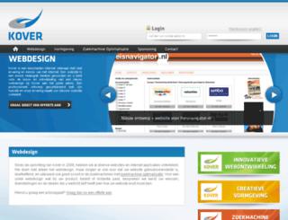 kover.nl screenshot