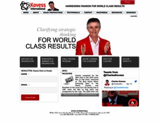 kovess.com screenshot