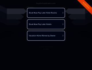 koyllurhostal-peru.com screenshot
