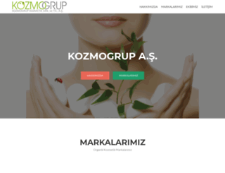 kozmogrup.com screenshot