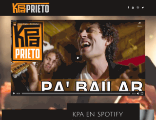 kpaprieto.com screenshot
