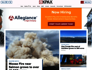 kpax.com screenshot