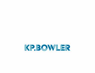 kpbowler.co.uk screenshot