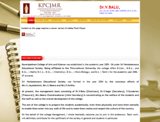 kpcjmr.com screenshot