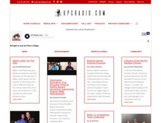 kpcradio.com screenshot