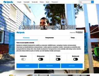 kpedu.fi screenshot