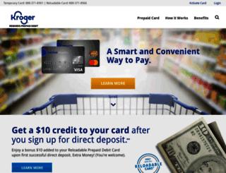 kpfprepaid.com screenshot