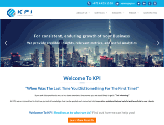 kpi-global.com screenshot