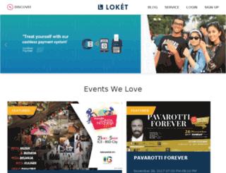 kpjkt.loket.com screenshot