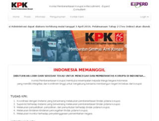 kpk.experd.com screenshot