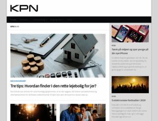 kpn.dk screenshot