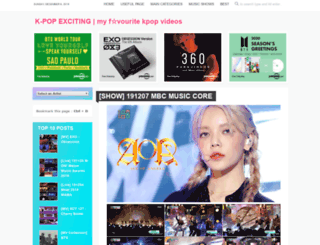 kpopexciting.blogspot.co.id screenshot