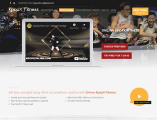 kpopxonline.com screenshot