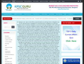 kpscguru.com screenshot