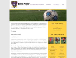 kpsl.org screenshot