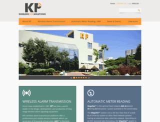 kpsystems.com screenshot