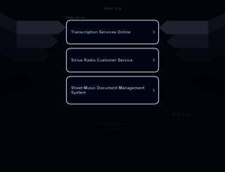 kpwr.org screenshot