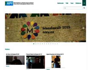 kpy.bilgi.edu.tr screenshot