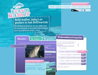 kraamkamer.nl screenshot