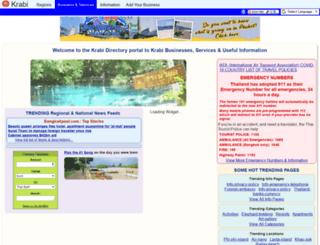 krabidir.com screenshot