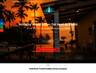 krabivillas.com screenshot
