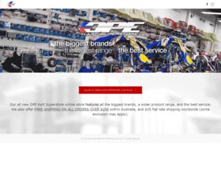 kracer.com.au screenshot