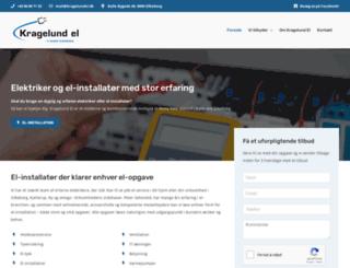 kragelundel.dk screenshot