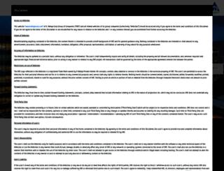 krahejacorp.com screenshot