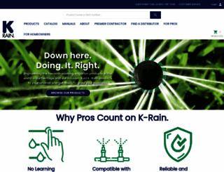 krain.com screenshot