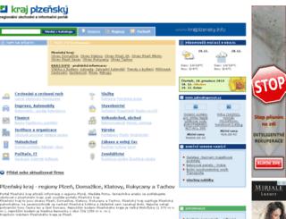 krajplzensky.info screenshot