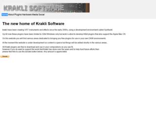 krakli.com screenshot