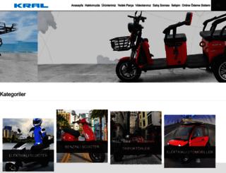 kralmotor.com.tr screenshot