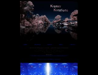 kramerkreations.com screenshot