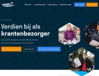 krantcafe.output-online.nl screenshot