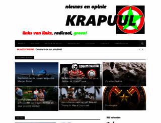 krapuul.nl screenshot