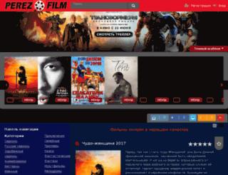 krasnyperez.ru screenshot