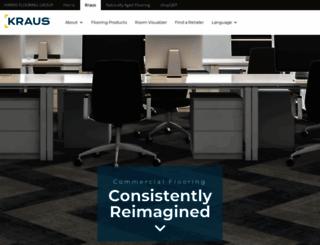 krausflooring.com screenshot