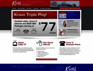 krausonline.com screenshot