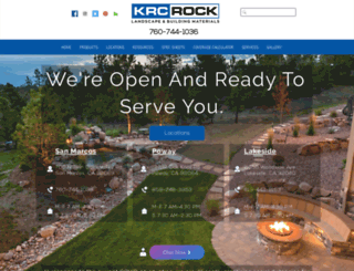 krcrock.com screenshot