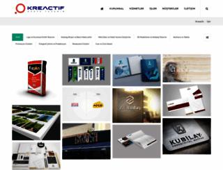 kreactif.com screenshot