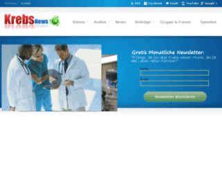 krebs-news.com screenshot