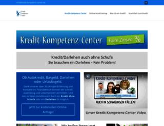 kredit-kompetenz-center.de screenshot