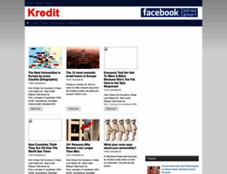 kreditlife.blogspot.com screenshot