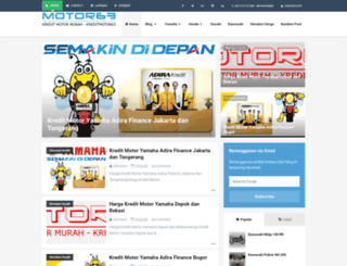 kreditmotor63.blogspot.com screenshot