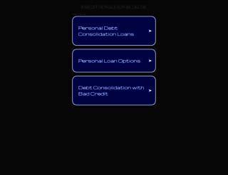 kreditvergleich-blog.de screenshot
