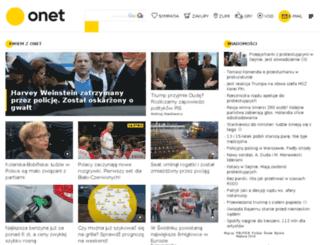 kredyt-pozyczka.blog.onet.pl screenshot